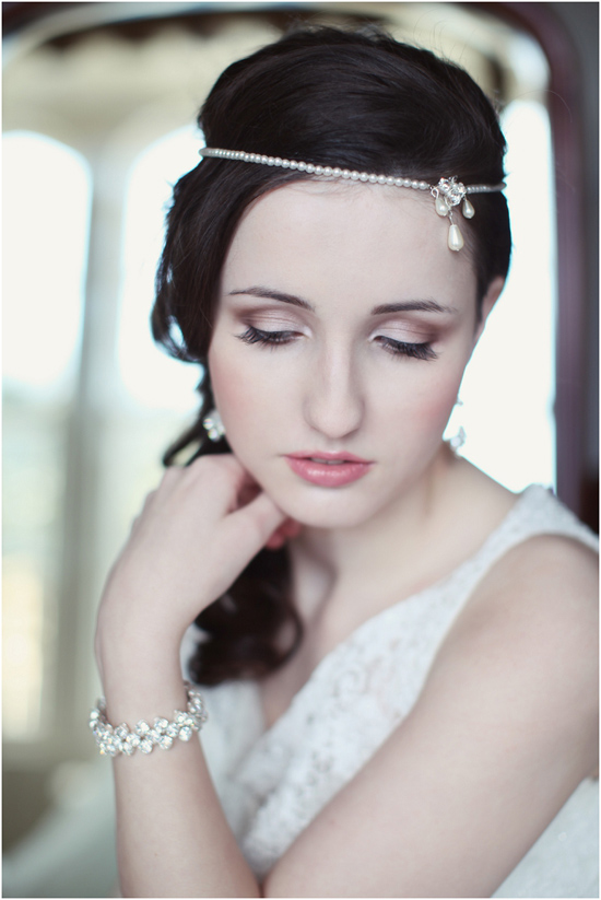 bohemian hair accessories030 Corrine Smith Design Hairpieces The Enchanted Collection