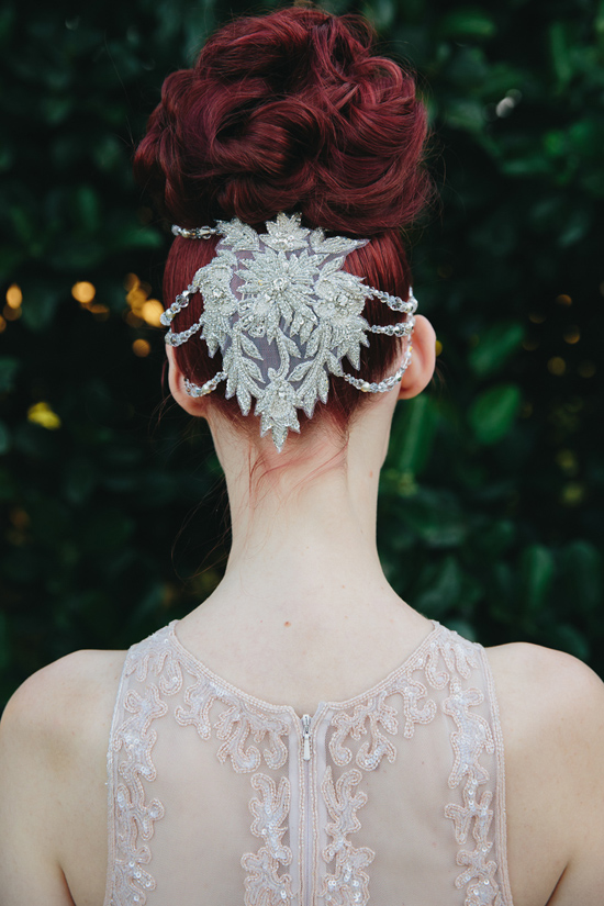 bridal hair pieces from Teeki028 The Grace Collection By Teeki Designs