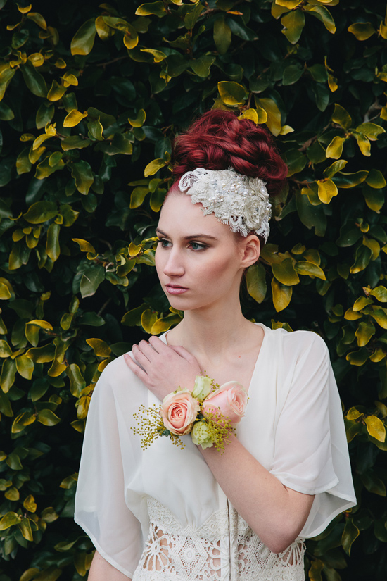 bridal hair pieces from Teeki036 The Grace Collection By Teeki Designs