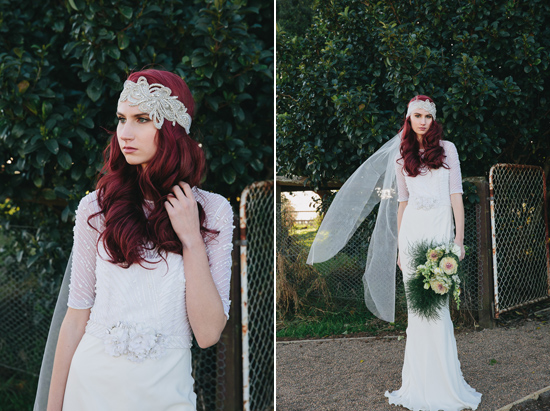bridal hair pieces from Teeki042 The Grace Collection By Teeki Designs