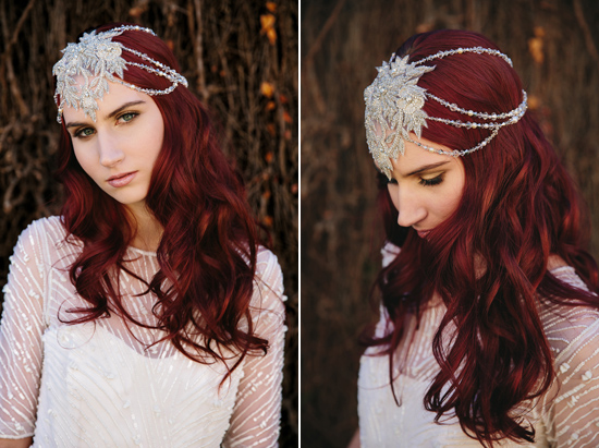 bridal hair pieces from Teeki043 The Grace Collection By Teeki Designs