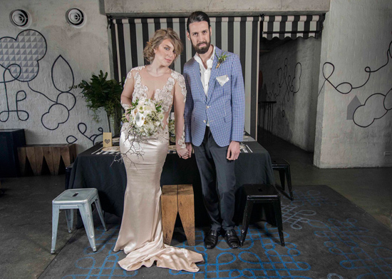 modern ethereal wedding009 Modern Ethereal Wedding Inspiration