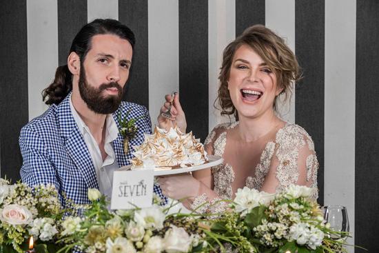 modern ethereal wedding010 Modern Ethereal Wedding Inspiration