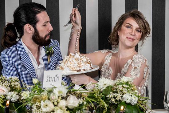 modern ethereal wedding011 Modern Ethereal Wedding Inspiration