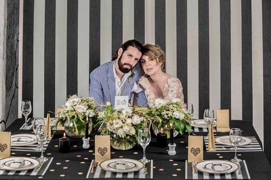 modern ethereal wedding012 Modern Ethereal Wedding Inspiration