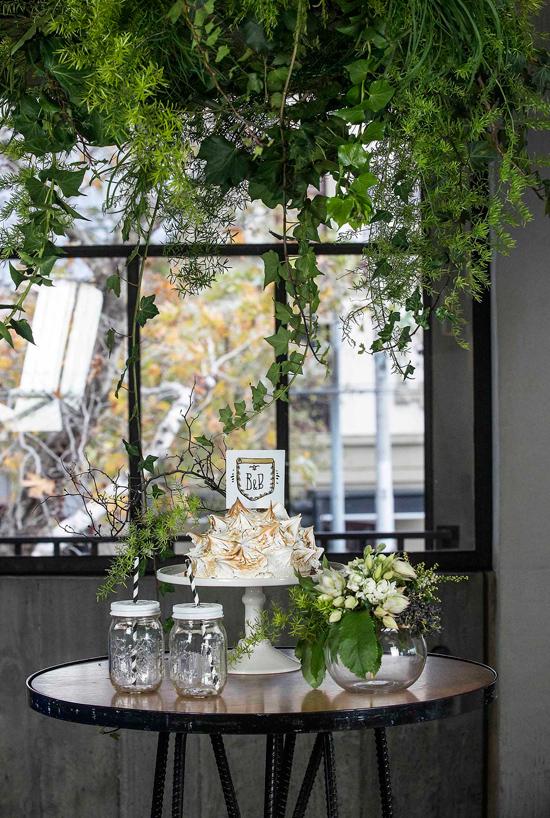 modern ethereal wedding014 Modern Ethereal Wedding Inspiration