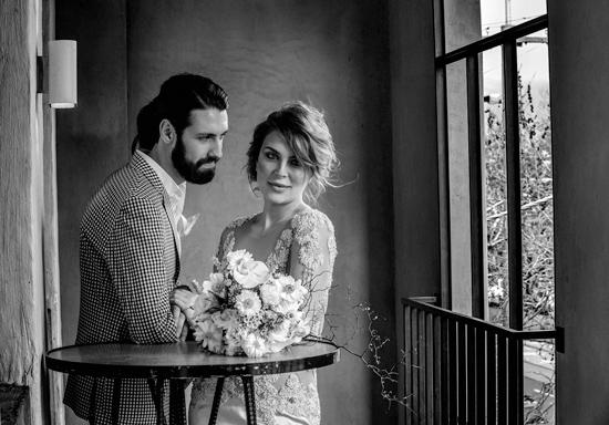 modern ethereal wedding017 Modern Ethereal Wedding Inspiration