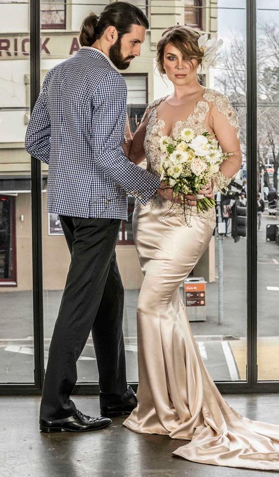 modern ethereal wedding019 Modern Ethereal Wedding Inspiration
