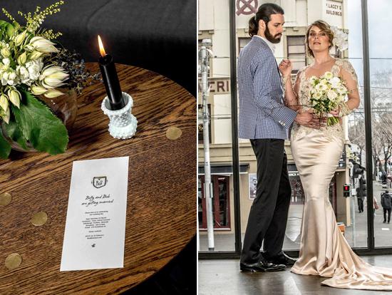 modern ethereal wedding0211 Modern Ethereal Wedding Inspiration