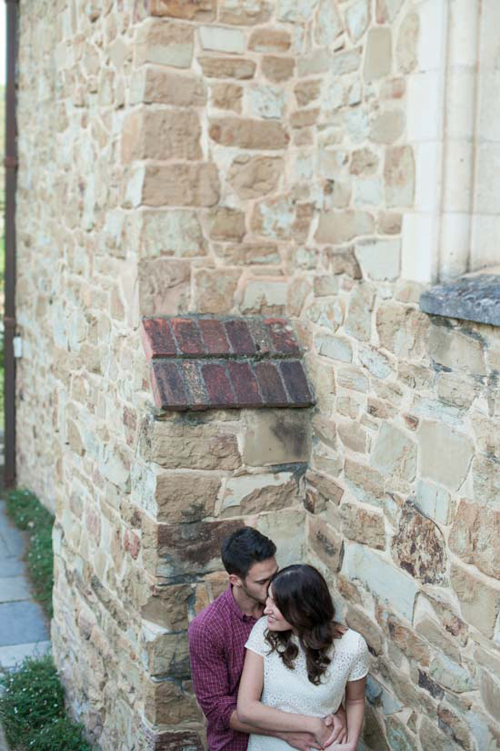 monsalvat engagement009 Jackie and Marks Montsalvat Engagement Photos