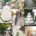 olive branch wedding inspiration