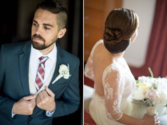 romantic 1950s wedding inspiration004 Romantic 1950s Wedding Inspiration