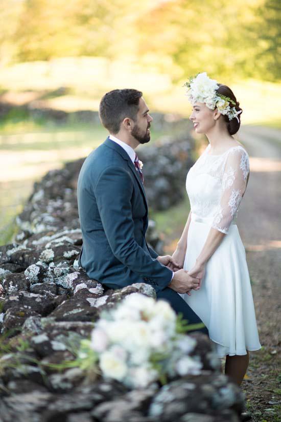 romantic 1950s wedding inspiration012 Romantic 1950s Wedding Inspiration