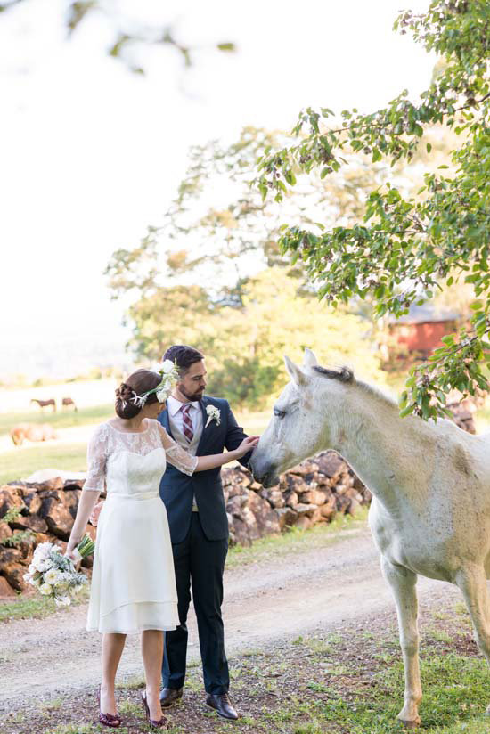 romantic 1950s wedding inspiration018 Romantic 1950s Wedding Inspiration
