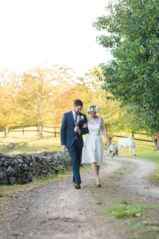 romantic 1950s wedding inspiration019