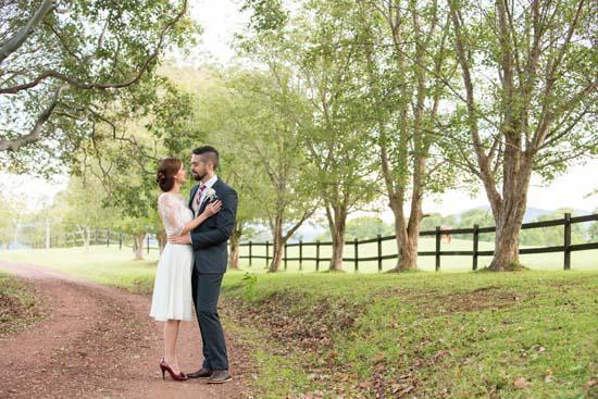 romantic 1950s wedding inspiration032 Romantic 1950s Wedding Inspiration