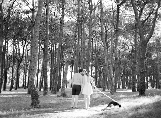 romantic park engagement017 Amelia and Ians Romantic Park Engagement Photos