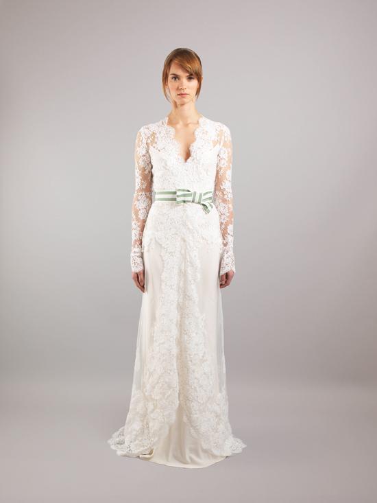 sarah janks bridal gowns001 Sarah Janks Bridal Couture Glasshouse Collection