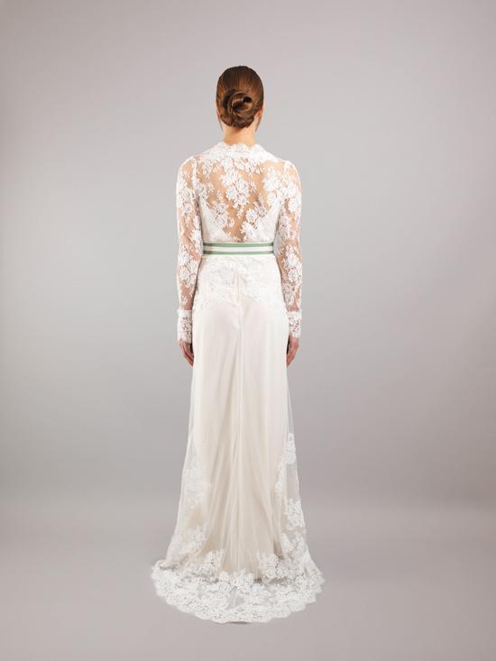 sarah janks bridal gowns002 Sarah Janks Bridal Couture Glasshouse Collection