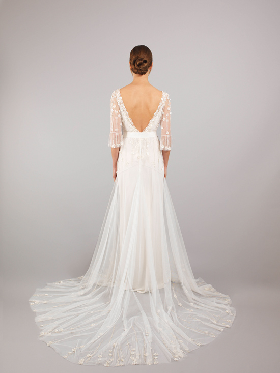 sarah janks bridal gowns003 Sarah Janks Bridal Couture Glasshouse Collection