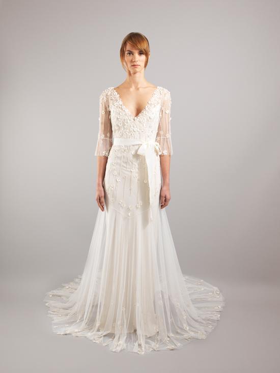 sarah janks bridal gowns004 Sarah Janks Bridal Couture Glasshouse Collection