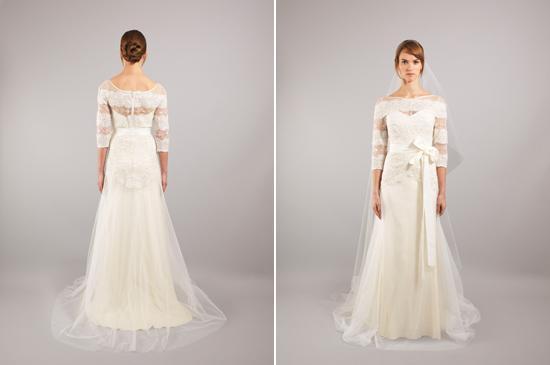 sarah janks bridal gowns005 Sarah Janks Bridal Couture Glasshouse Collection