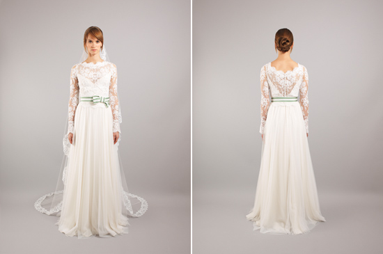 sarah janks bridal gowns007 Sarah Janks Bridal Couture Glasshouse Collection