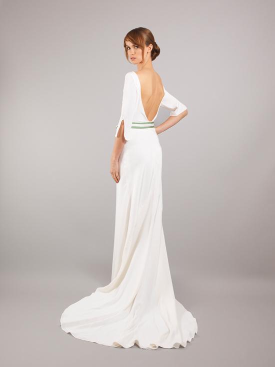 sarah janks bridal gowns008 Sarah Janks Bridal Couture Glasshouse Collection