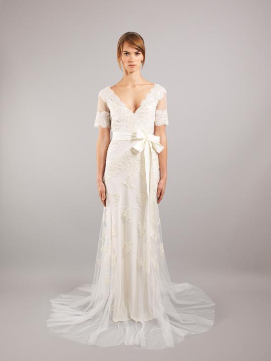 sarah janks bridal gowns013 Sarah Janks Bridal Couture Glasshouse Collection