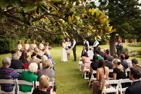 vaucluse house wedding030 Ten Garden Wedding Venues In New South Wales