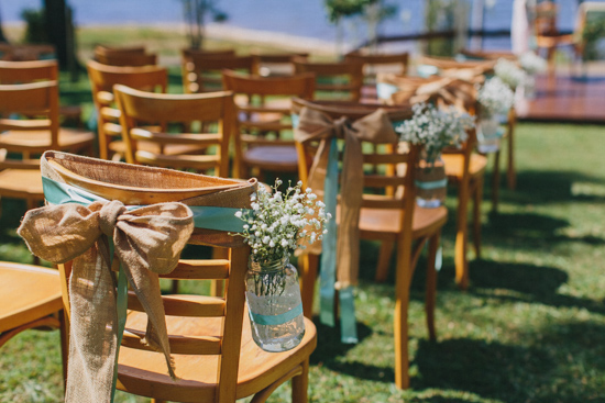 vintage inspired lakehouse wedding008 Lucy and Pauls Vintage Inspired Lakeside Wedding