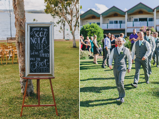 vintage inspired lakehouse wedding013 Lucy and Pauls Vintage Inspired Lakeside Wedding