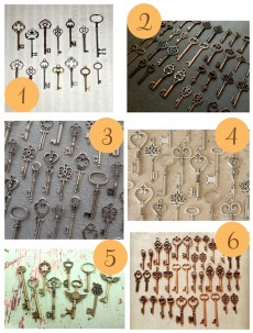 Key Decorations