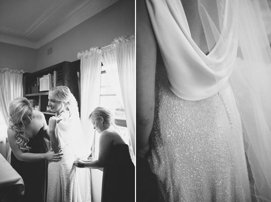 classic elegance wedding002 Genevieve & Daniels Classic Elegance Wedding