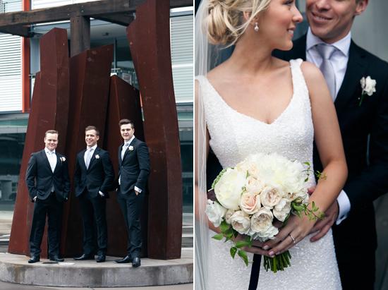 classic elegance wedding012 Genevieve & Daniels Classic Elegance Wedding