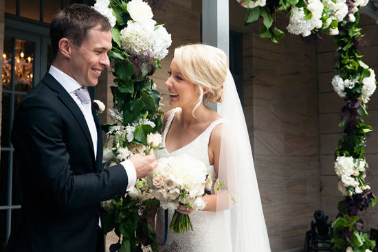 classic elegance wedding027 Genevieve & Daniels Classic Elegance Wedding