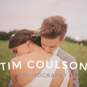 Tim Coulson Photographer Bride banner