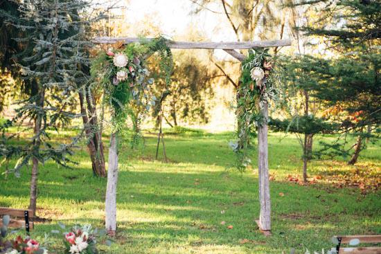 erustic winter orchard wedding05 Rustic Winter Orchard Wedding Inspiration