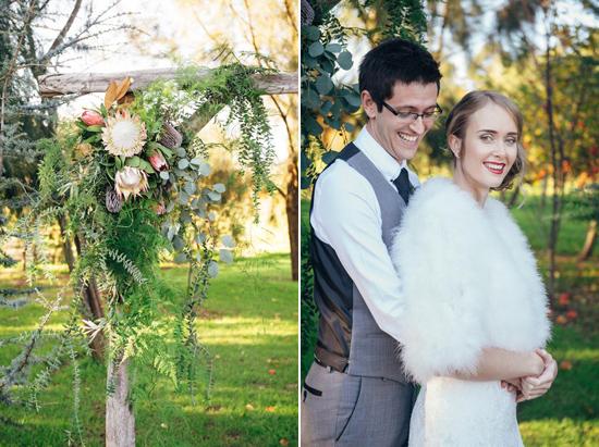 erustic winter orchard wedding18 Rustic Winter Orchard Wedding Inspiration