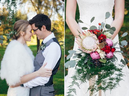 erustic winter orchard wedding22 Rustic Winter Orchard Wedding Inspiration