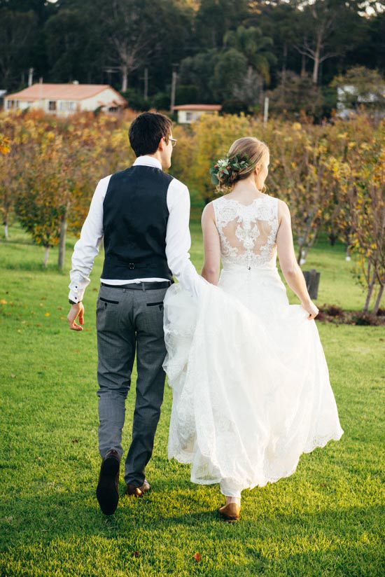 erustic winter orchard wedding23 Rustic Winter Orchard Wedding Inspiration