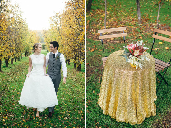 erustic winter orchard wedding24 Rustic Winter Orchard Wedding Inspiration