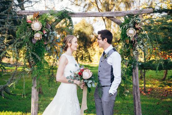 erustic winter orchard wedding31