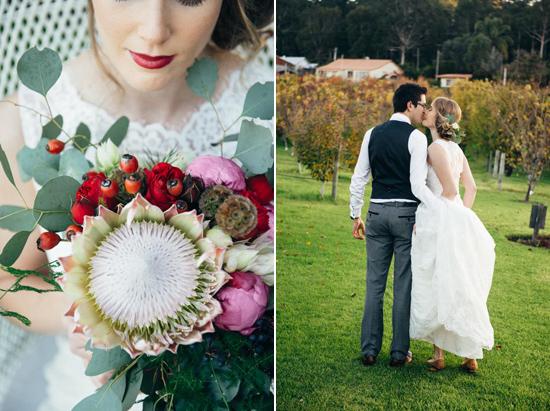 erustic winter orchard wedding44 Rustic Winter Orchard Wedding Inspiration