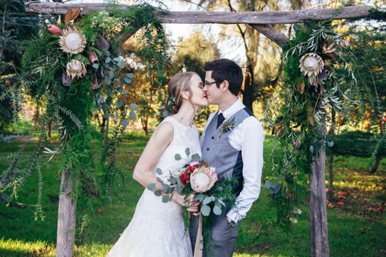 erustic winter orchard wedding45