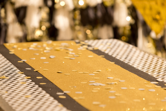 gold and black party0003