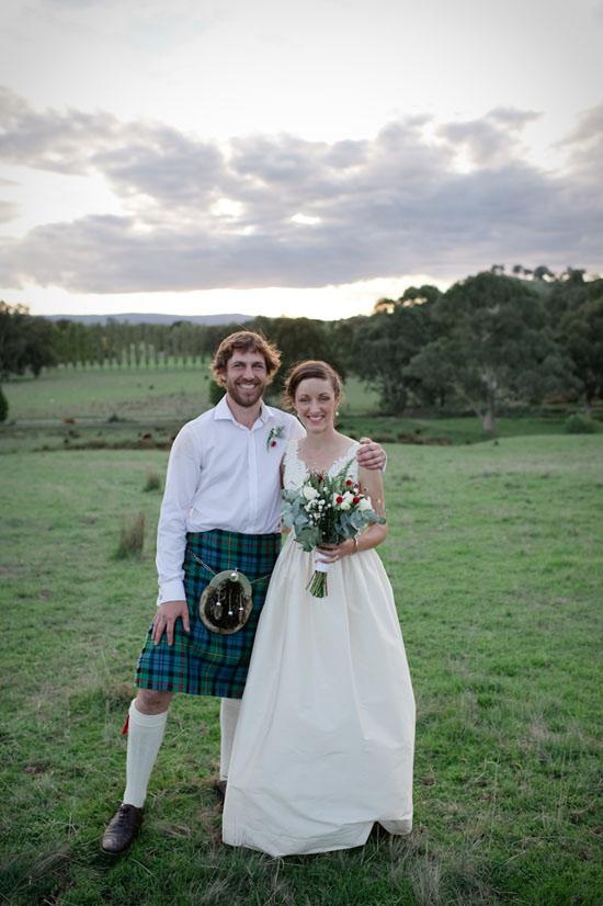 handmade rural wedding0044 Jen & Rowan's Handmade Rural Wedding