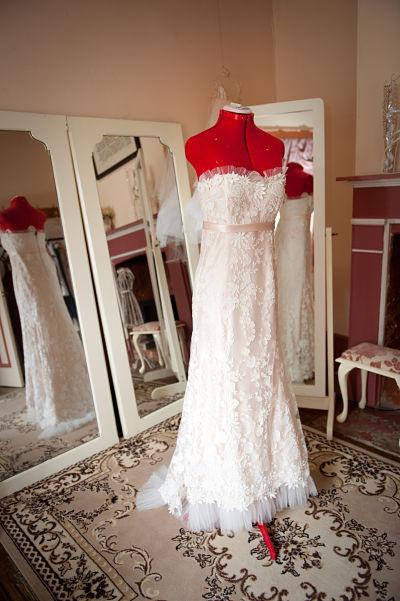 My beautiful Wedding dress