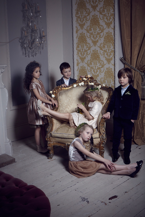 luxe childrenswear001 Marie Chantal Luxe Childrens Collection