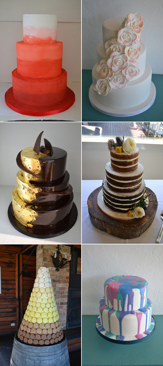melbourne wedding cakes Vendor of the Week Miss Ladybird Cakes